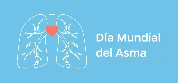 5 de mayo; Día Mundial del Asma