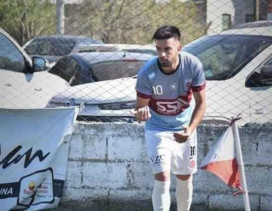 Juan Andrés Burgos; 'Lo más lindo que deja el fútbol son los amigos que se logran hacer'