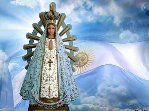 8 de Mayo; Día de la Virgen de Lujan