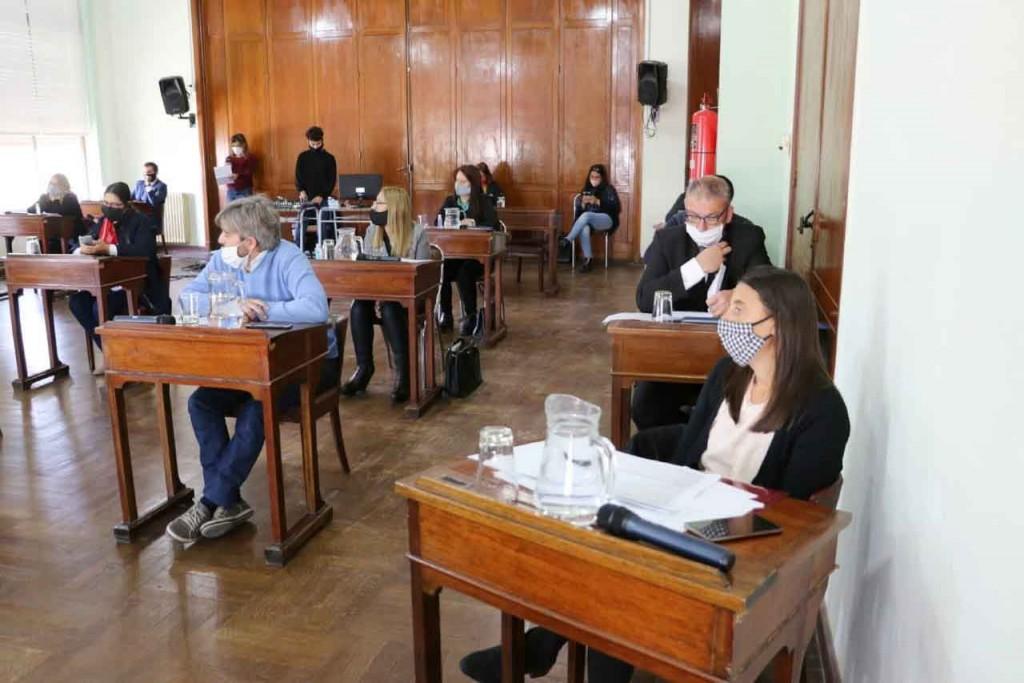 Proyectos aprobados, rechazados y pasados a comisión tras más de cinco horas de sesión