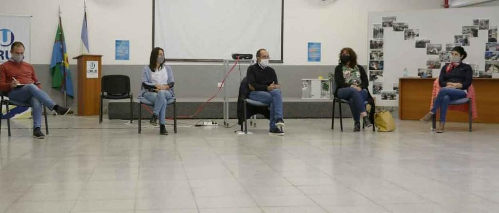 El Intendente Pisano reunió a referentes políticos y de instituciones