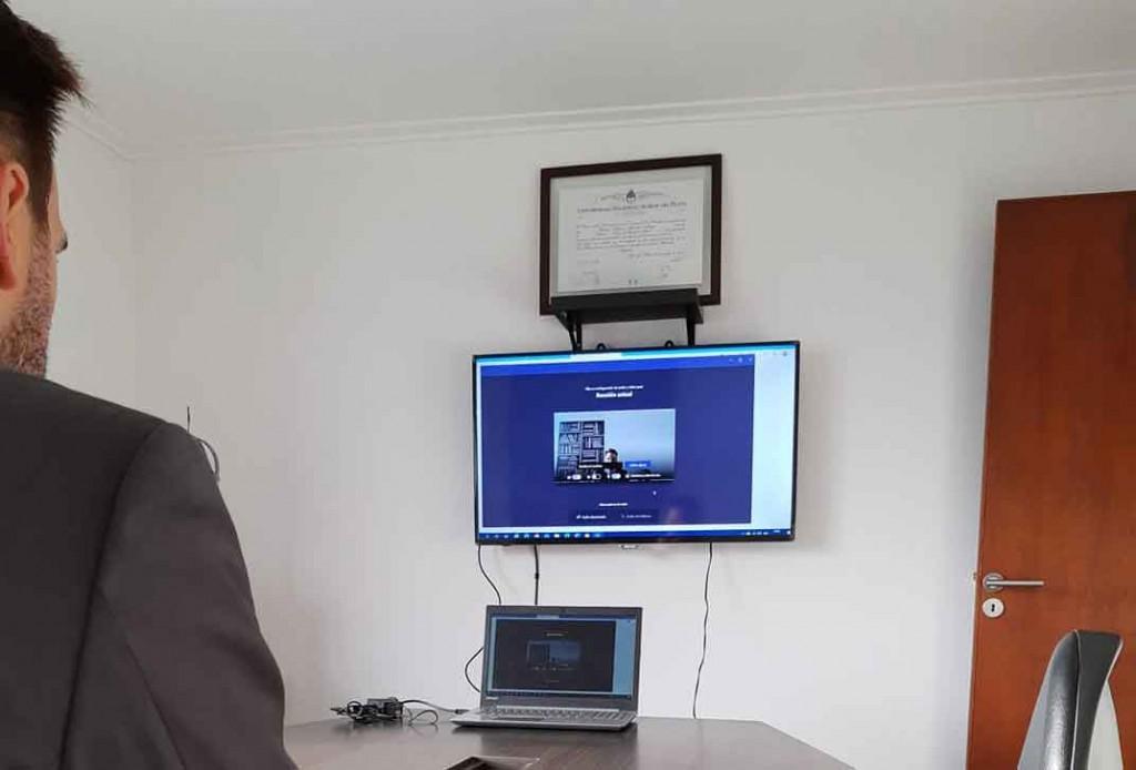 Informe del Colegio de Abogados; Las ventajas de la implementación de audiencias virtuales
