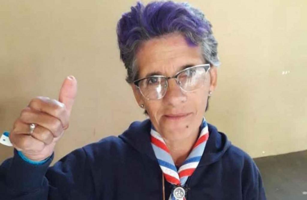 Carmen Chávez; 'En esta situación parece que nada alcanza pero todo lo que se pueda hacer suma y a nosotros nos alegra'