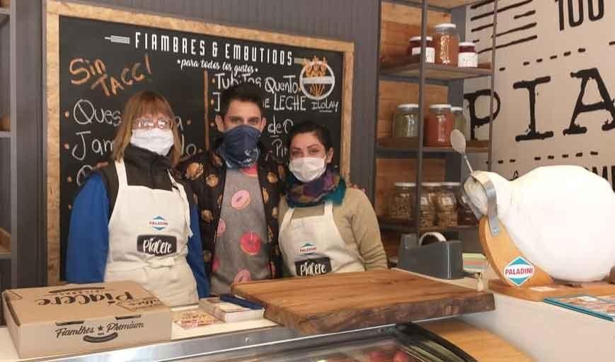 Piacere Picadas abrió sus puertas en San Martín 810