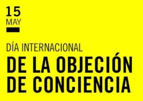 Día Internacional de la Objeción de Conciencia