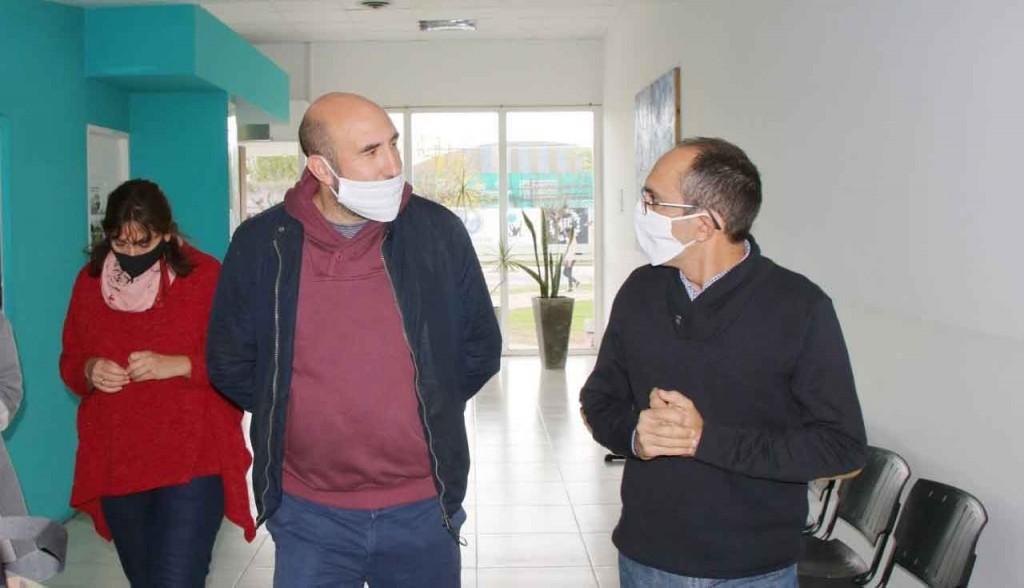 Valicenti: 'Marcos fue el primer intendente en comunicarse para abordar las necesidades de los geriátricos'
