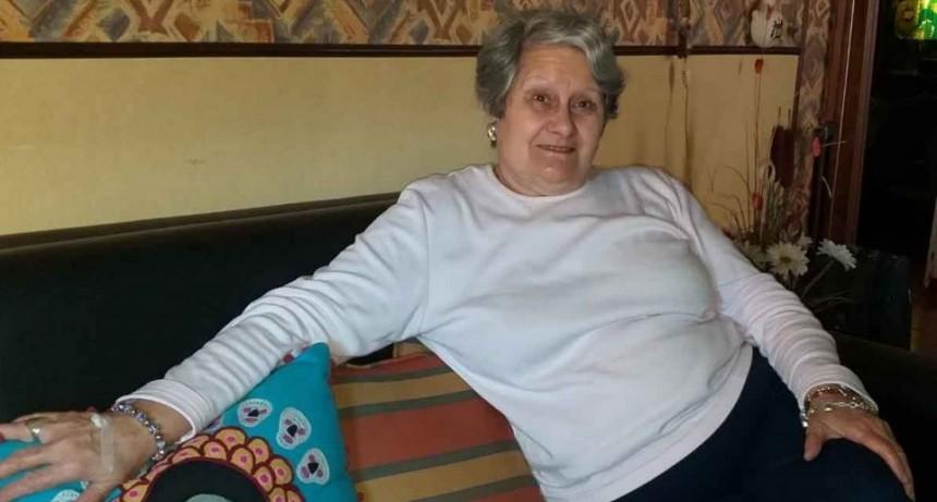 Violeta Vaquero; 'Lo importante es que pudieron entender que no se pueden recibir visitas y que es por el bien de todos'