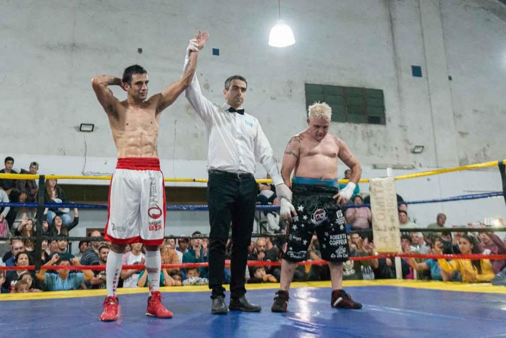 Trenque Lauquen; En un trágico accidente en una obra perdió la vida el boxeador Fernando Sayago