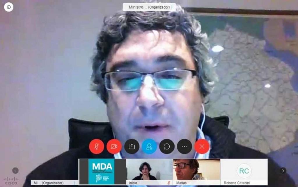 Nuevo reunión entre Rodríguez y CARBAP