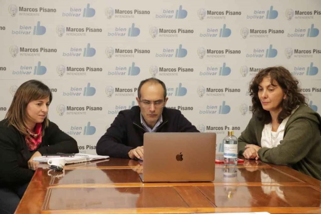 Pisano participó de la presentación del plan sanitario para barrios populares