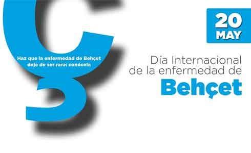 El 20 de mayo se celebra el Día Internacional de la Enfermedad de Behçet