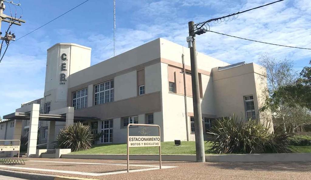 La Cooperativa Eléctrica de Bolívar informa que este lunes 25 de mayo permanecerá cerrada