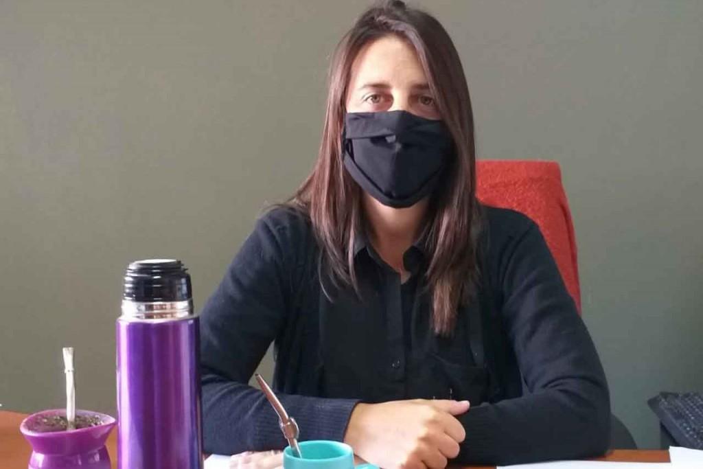Fernanda Colombo; 'Mi gran desafío es poder acompañar a Marcos y que los vecinos sientan que pueden confiar en mí'