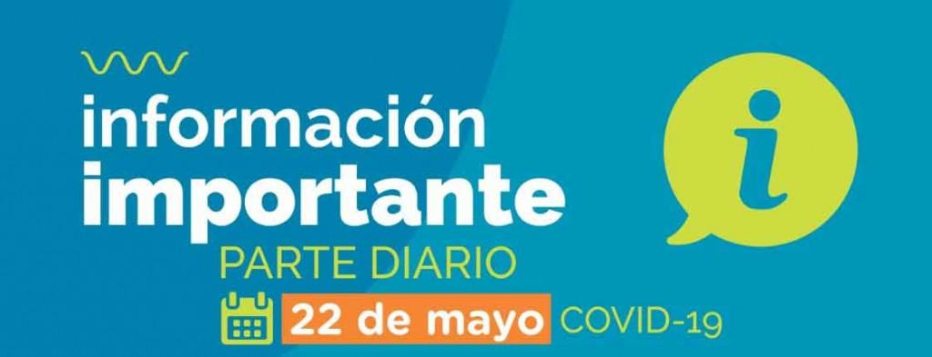 Informe Diario; Dos nuevos casos en estudio en el partido de Bolívar