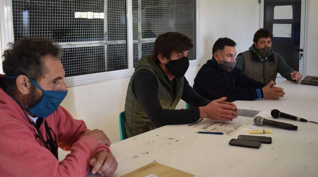 Habilitaron a modo de 'Prueba Piloto' la pesca deportiva en Daireaux (audio)