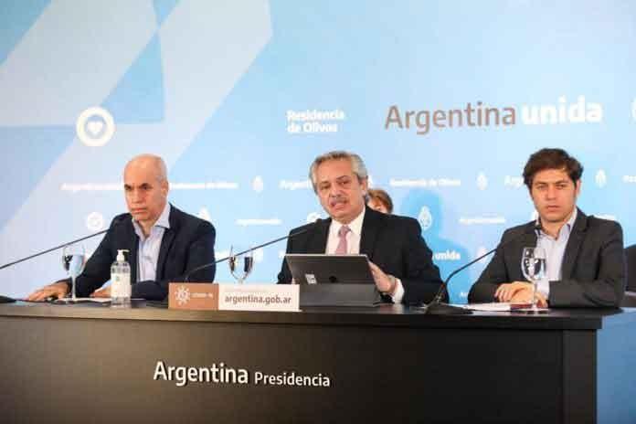 Fernández anunciaría la extensión de la cuarentena hasta el 8 de junio, con más controles en el AMBA