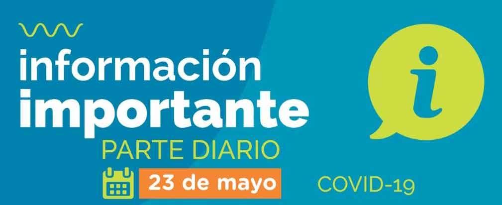 Informe Diario; Bolívar libre de COVID 19