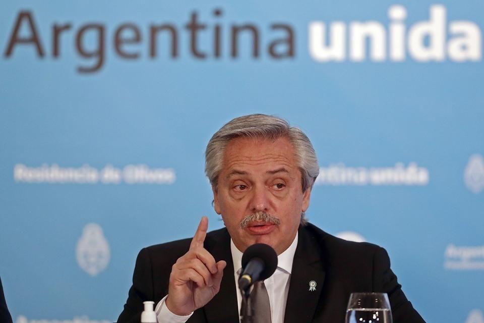 Alberto Fernández anunció la extensión de la cuarentena hasta el 7 de junio