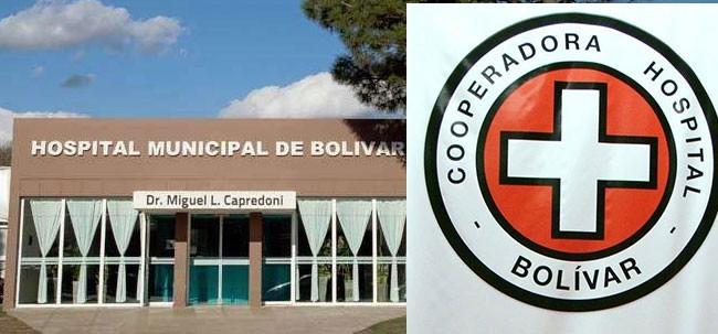La cooperadora del Hospital de Bolívar informa detalles sobre la rifa que tiene en circulación