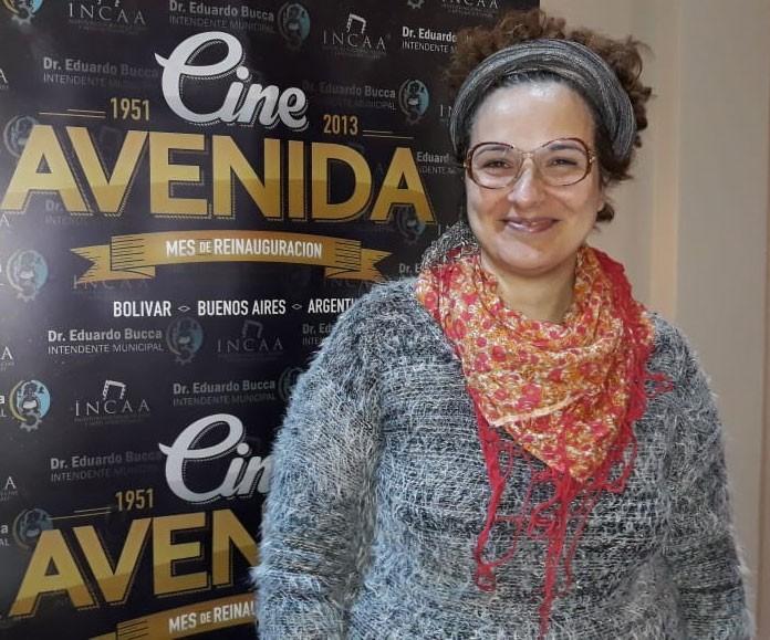 Nadia Marchione y Chamaco Valdez en una entrevista a puro cine