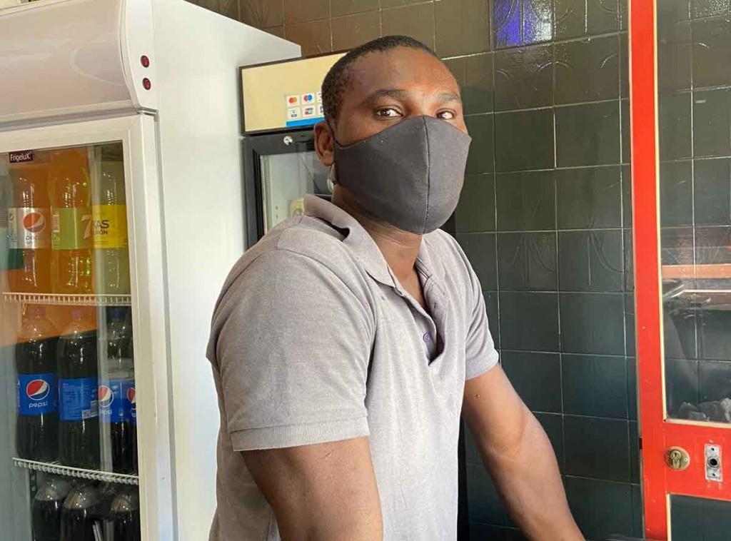 Kofi; 'Dios me puso adelante gente buena como Félix, y eso me ayudó'