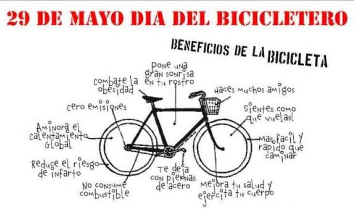 Día del Bicicletero