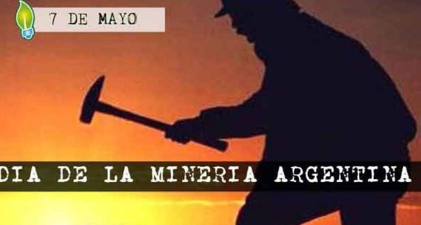 El 7 de mayo se celebra en la República Argentina el Día Nacional de la Minería