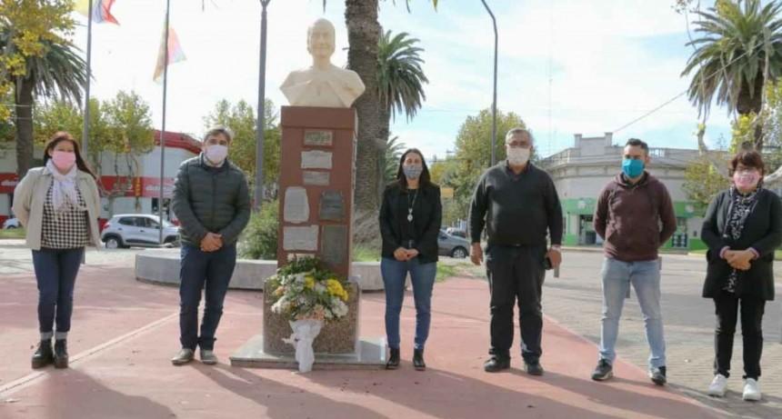 El partido Justicialista recordó a Evita al cumplirse 101 años de su nacimiento