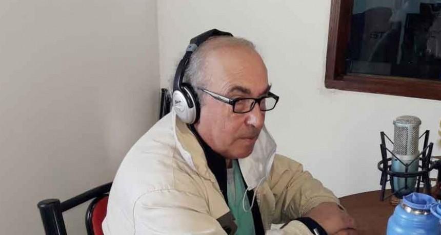 """Juan Jose Nicola; 'Si seguimos así peleándonos entre nosotros, el radicalismo de Bolívar debe olvidarse de ganar la municipalidad"""""""