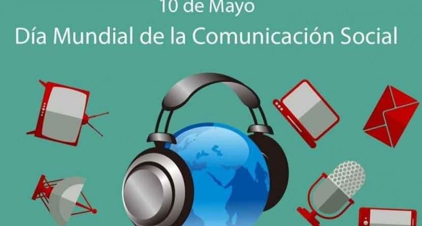 10 de mayo; Día de los Medios de Comunicación Social