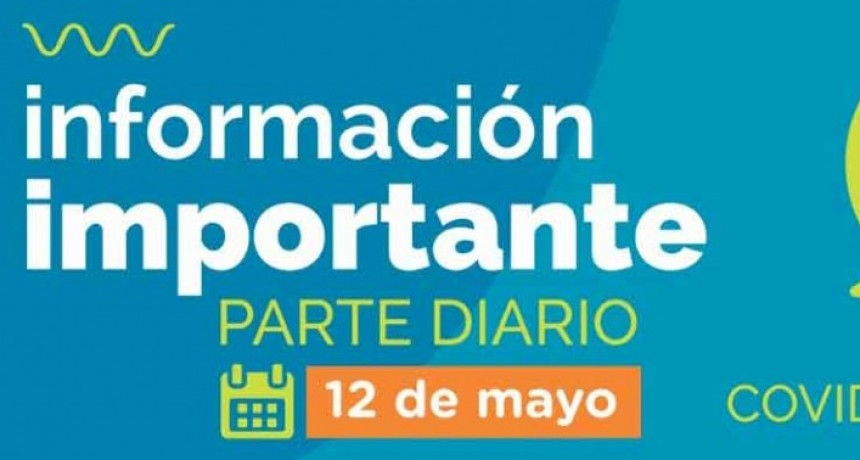Informe Diario; Un nuevo caso en estudio en el partido de Bolívar