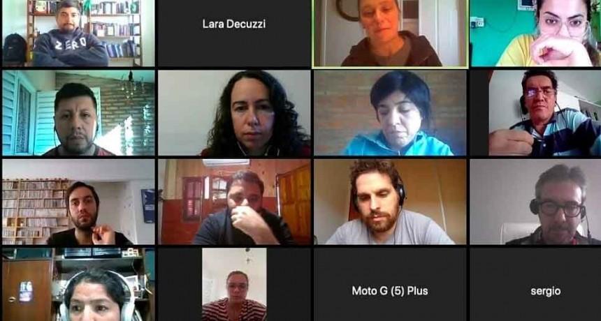 El Cine Avenida participó de un encuentro virtual de espacios INCAA