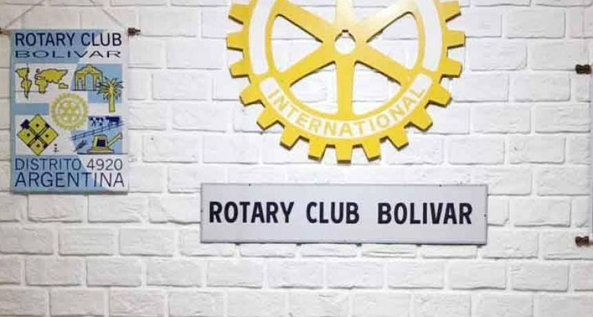 Mario Ducasse; 'Rotary Club Bolívar no tiene ningún sorteo en circulación ni está entregando ningún premio'