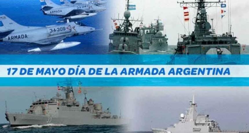 17 de Mayo; Día de la armada argentina