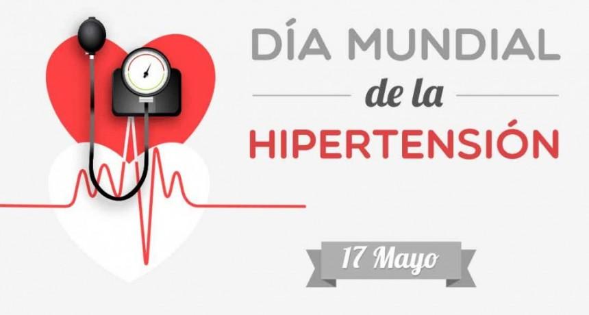 17 de Mayo; Día Mundial de la hipertensión arterial