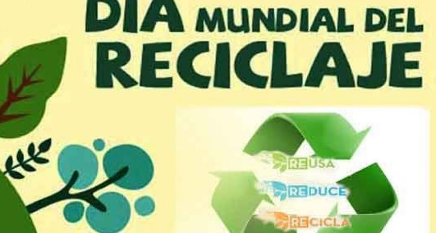 17 de Mayo; Día Mundial del Reciclaje
