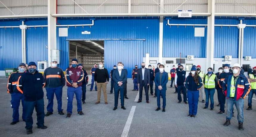 Kicillof: 'Vamos a potenciar la capacidad exportadora de la provincia de Buenos Aires'