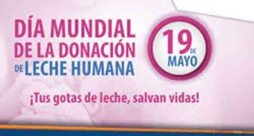 Día mundial de la donación de leche materna: una oportunidad para concientizar