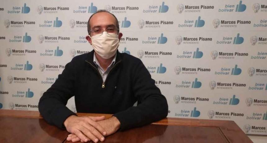 Marcos Pisano; 'No tengo que explicarle a la oposición, tengo que pedirle disculpas a los vecinos por tanto esfuerzo'
