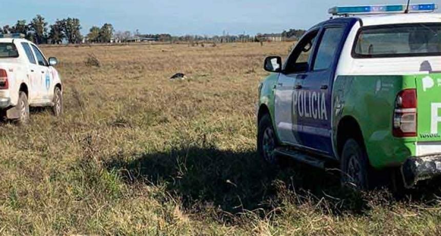 Cañuelas; Un adolescente murió embestido por una camioneta en un campo de El Taladro
