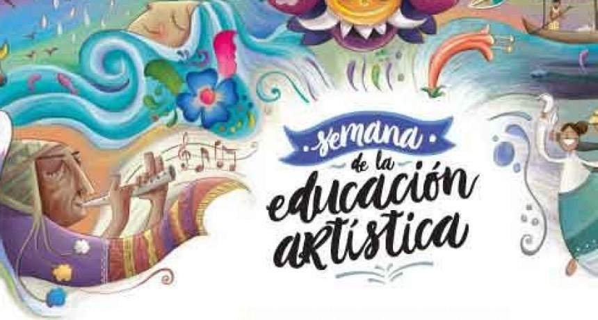 25 al 31 de Mayo; Semana Internacional de la Educación Artística