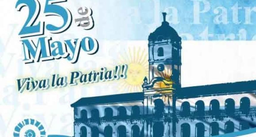 1810-25 de Mayo-2020; 210 años de la Revolución de Mayo