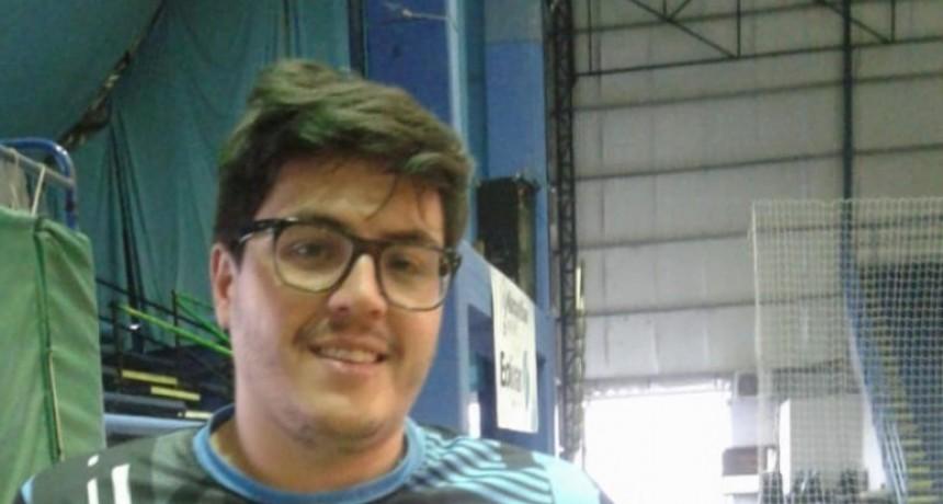 Nico Luna; 'Esperamos pronto poder concretar la ilusión de entrar en la liga de Pehuajó'