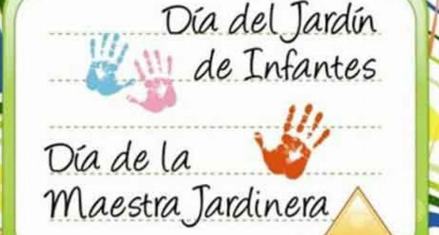 28 mayo: Día de los jardines de infantes y las maestras jardineras