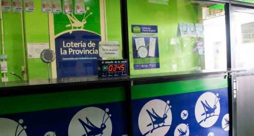 El Gobierno nacional autorizó la reapertura de las Agencias de Lotería en la provincia