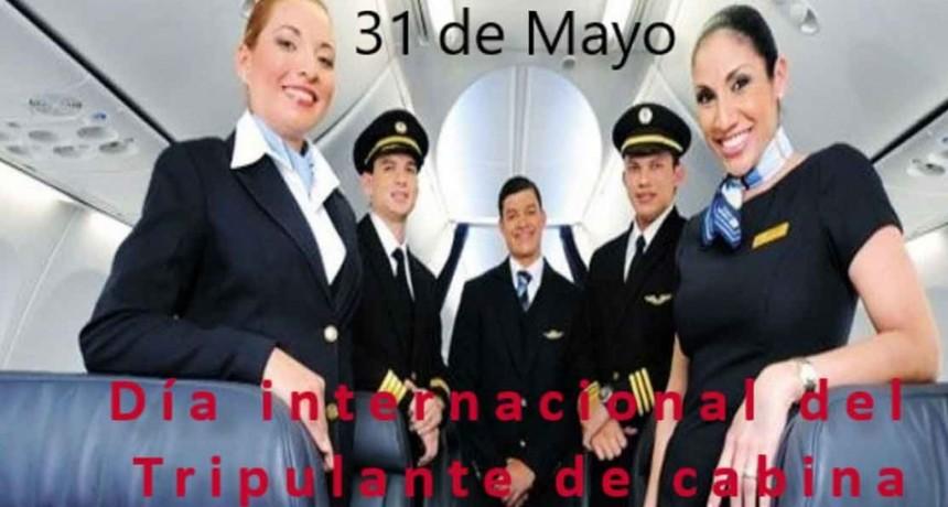 Día internacional del tripulante de cabina