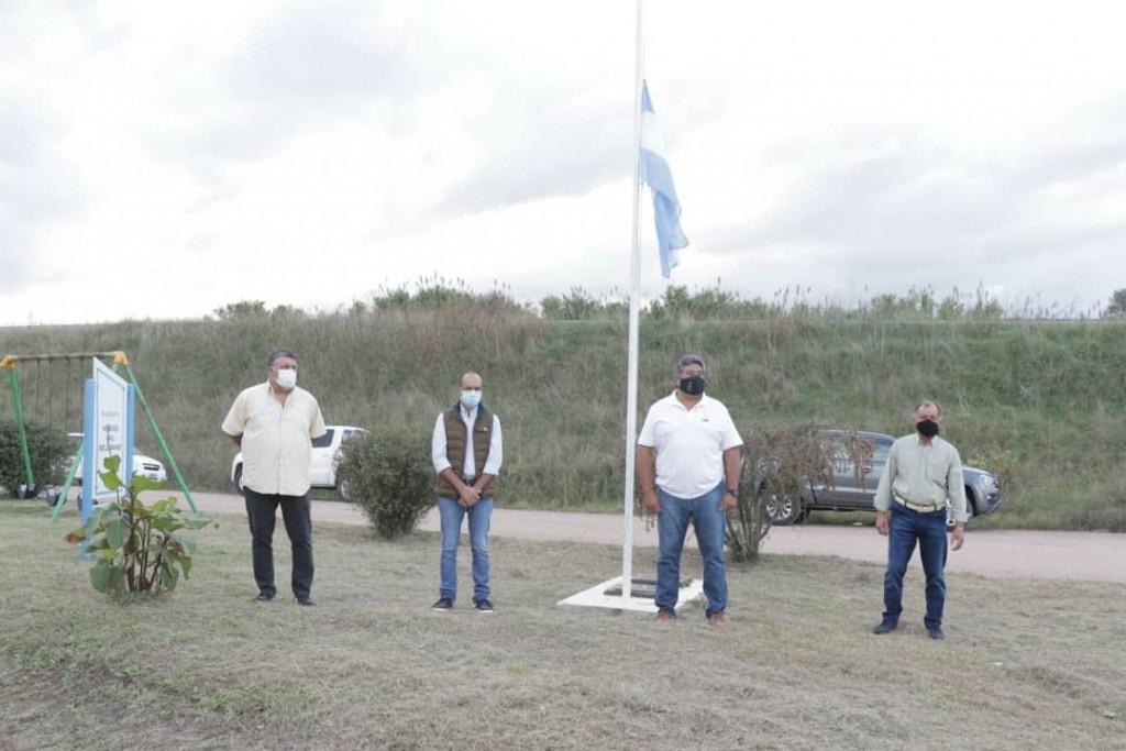 Recordaron el hundimiento del Crucero General Belgrano