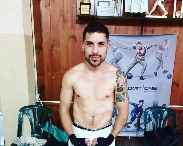 Pablo Torraco obtuvo su licencia como Boxeador Profesional: