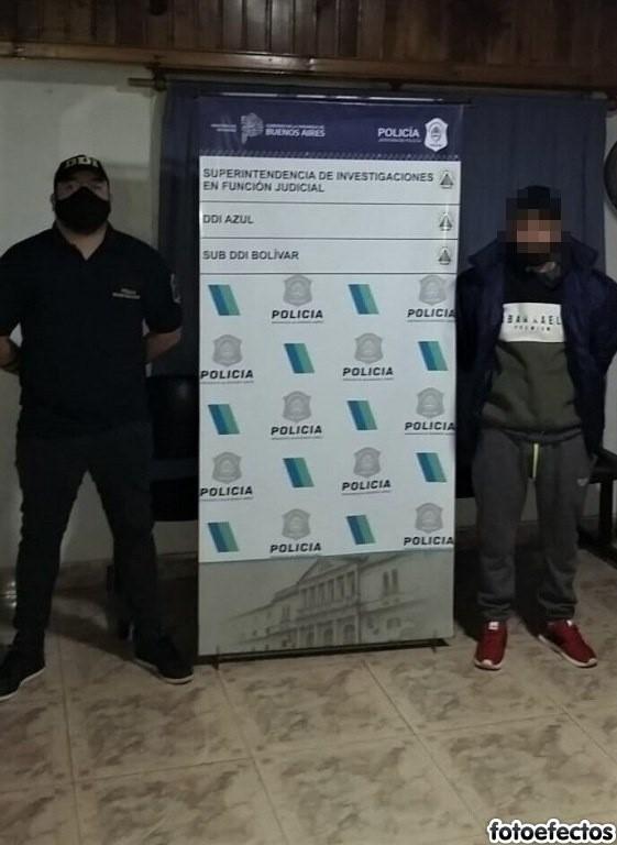 SUB D.D.I Bolívar  detiene a un mayor de edad,  acusado de Abuso Sexual Agravado