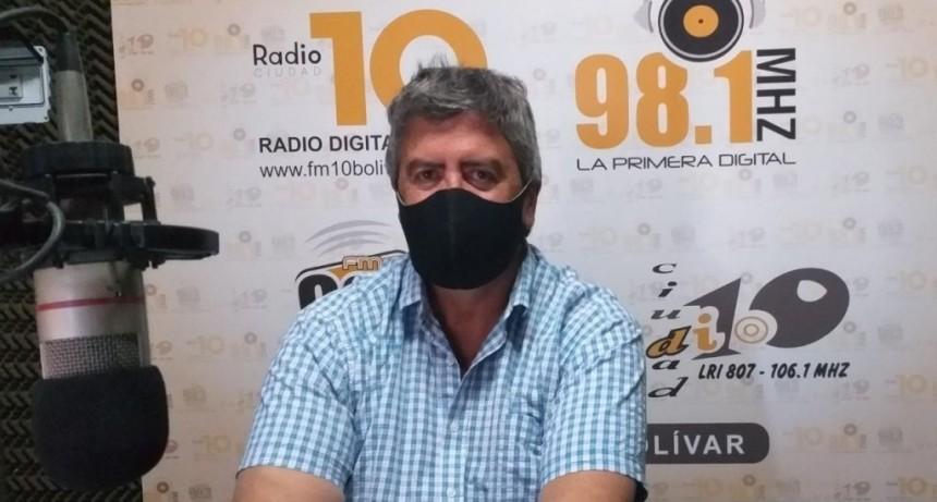 Fernando Alzueta sobre la elección: